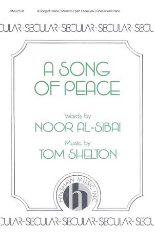 Tom Shelton: A Song Of Peace
