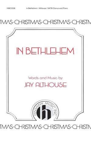 Jay Althouse: In Bethlehem