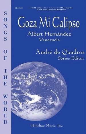 Albert Hernandez: Goza Mi Calipso