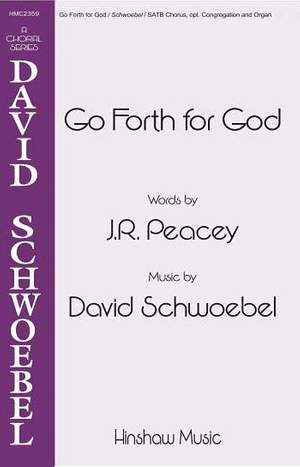 David Schwoebel: Go Forth For God