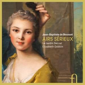 Bousset: Airs sérieux Product Image