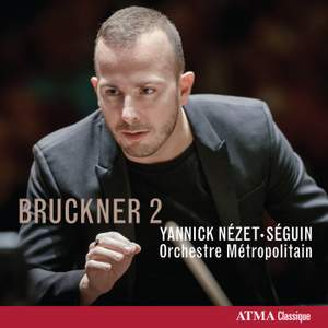 Bruckner: Symphony No. 2 in C minor Product Image