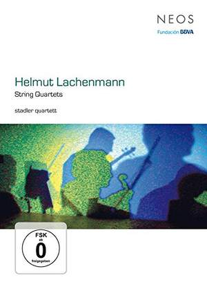 Helmut Lachenmann: String Quartets
