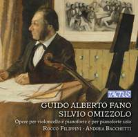 Fano & Omizzolo: Works for Cello & Piano