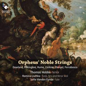 Orpheus' Noble Strings Product Image