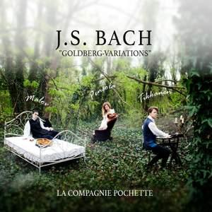 JS Bach: Goldberg Variations Product Image