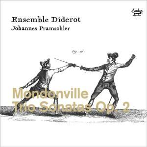 Mondonville: Trio Sonatas (6), Op. 2 Product Image
