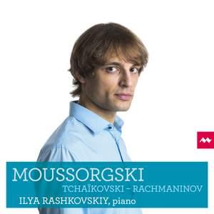 Mussorgsky, Tchaikovsky & Rachmaninov: Piano Works