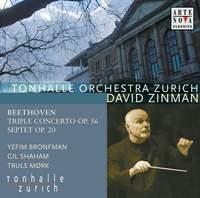 Beethoven: Triple Concerto & Septet