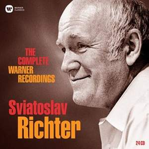 Sviatoslav Richter: Complete HMV & Teldec Recordings