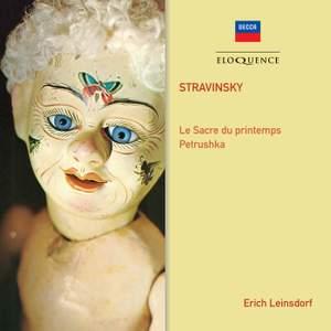 Stravinsky: Le sacre du Printemps & Petrushka