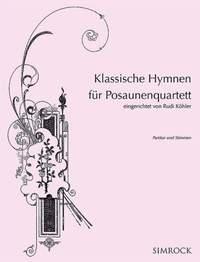 Klassische Hymnen fur Posaunenquartett