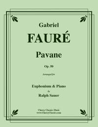 Gabriel Fauré: Pavane, Op. 50 for Euphonium and Piano