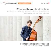 Wies de Boeve: Double Bass