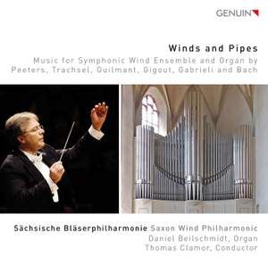 Winds & Pipes: Music for Symphonic Wind Ensemble & Organ Product Image