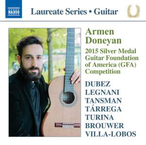 Guitar Recital: Armen Doneyan
