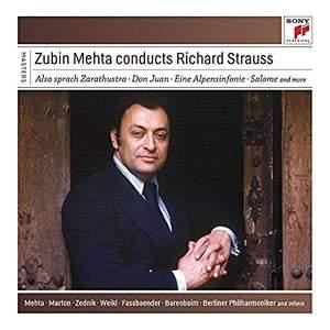 Zubin Mehta conducts Richard Strauss Product Image