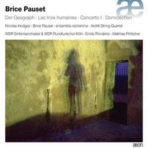 Brice Pauset: Der Geograph and other works Product Image