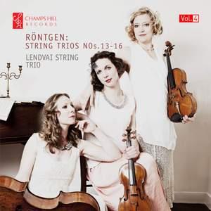 Röntgen: Complete String Trios Vol. 4