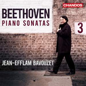 Beethoven: Piano Sonatas Volume 3