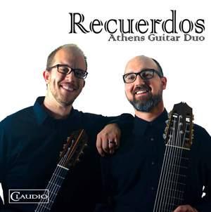 Recuerdos: Athens Guitar Duo