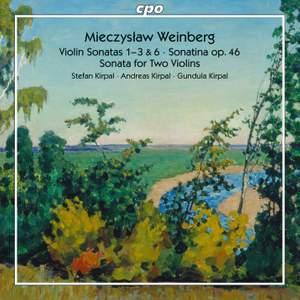 Weinberg: Violin Sonatas