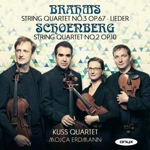 Kuss Quartet, play Brahms & Schoenberg