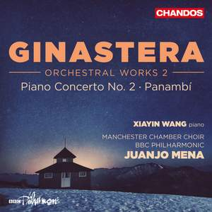 Ginastera: Orchestral Works 2