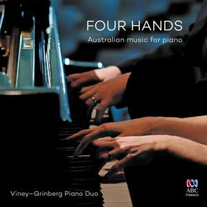 Four Hands: Australian Music for Piano Product Image