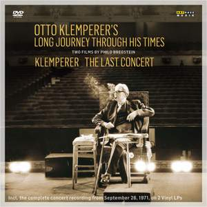 Otto Klemperer's Long Journey Through His Times