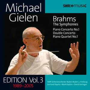 Michael Gielen Edition Volume 3
