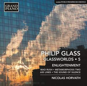 Glass: Glassworlds, Vol. 5
