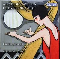 Casella & Perrachio: Musica per arpa