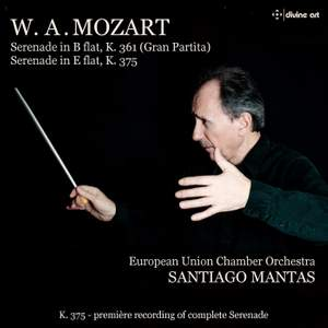 Mozart: Wind Serenades Product Image