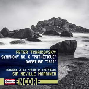 Tchaikovsky: Symphony No. 6 & 1812 Overture