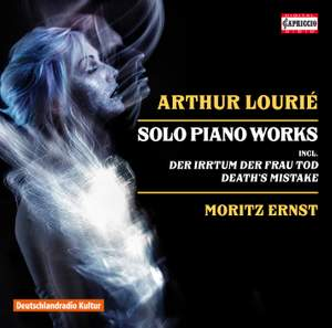 Arthur Lourié: Solo Piano Works