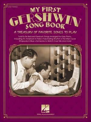 Gershwin, George: My First Gershwin Song Book (easy piano)