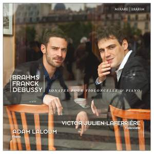 Brahms, Franck & Debussy: Cello Sonatas Product Image