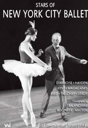 Stars of New York City Ballet - 1959-1966
