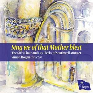 Sing we of that Mother blest