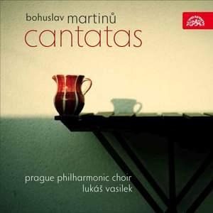 Martinu: Cantatas Product Image