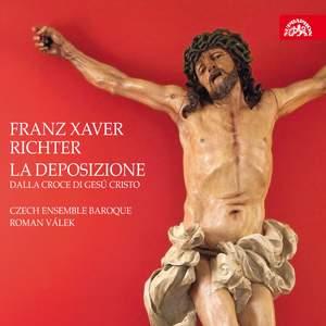 Richter, F X: La Deposizione dalla Croce di Gesu Cristo