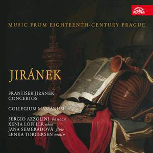 Jiránek: Music from Eighteenth-Century Prague