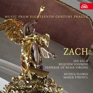 Zach: Requiem & Vesperae de Beata Virgine