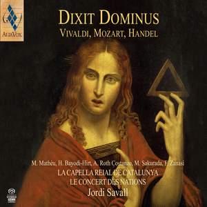 Dixit Dominus: Vivaldi, Mozart, Handel Product Image