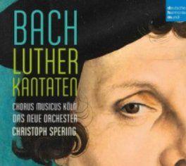 JS Bach: Die Luther Kantaten