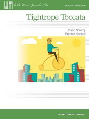 Randall Hartsell: Tightrope Toccata