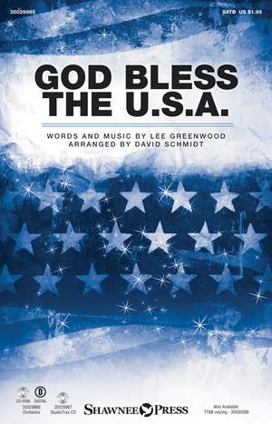 Lee Greenwood: God Bless the U.S.A.