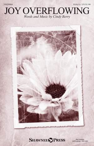 Cindy Berry: Joy Overflowing