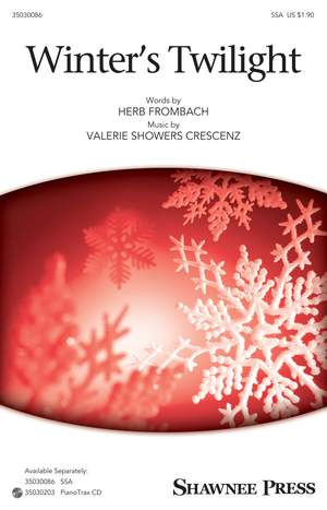 Herb Frombach_Valerie Showers-Crescenz: Winter's Twilight
